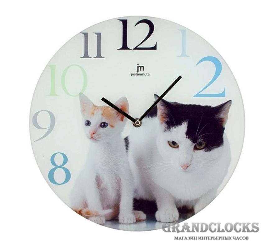 Настенные часы Lowell 14818