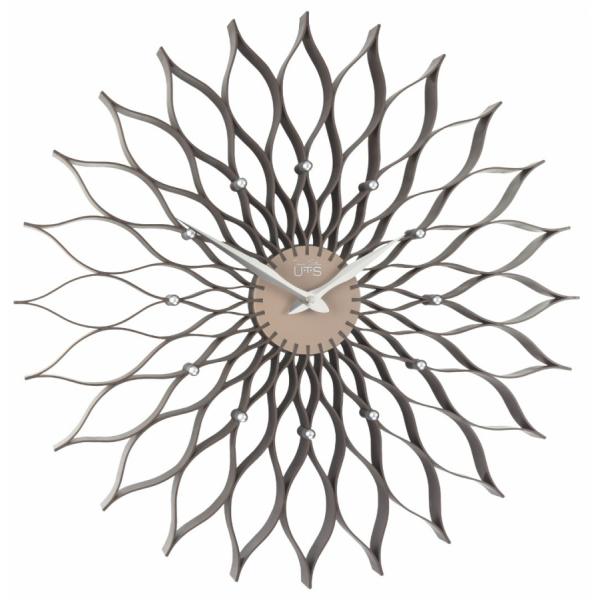 Настенные часы Tomas Stern 8008 (цвет - коричневый)