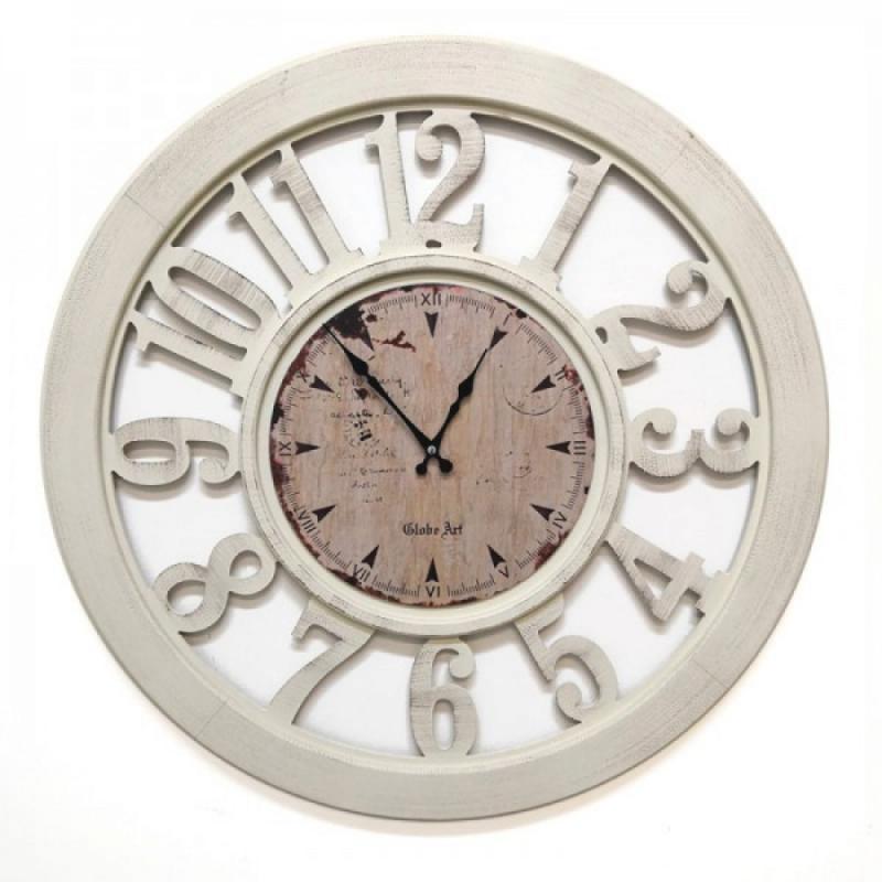Настенные часы GALAXY DA-004 белые