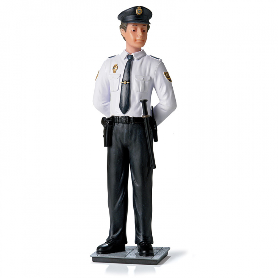 Статуэтка Nadal 736364 Национальная полиция