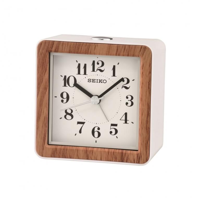 Настольные часы-будильник SEIKO QHE131BN