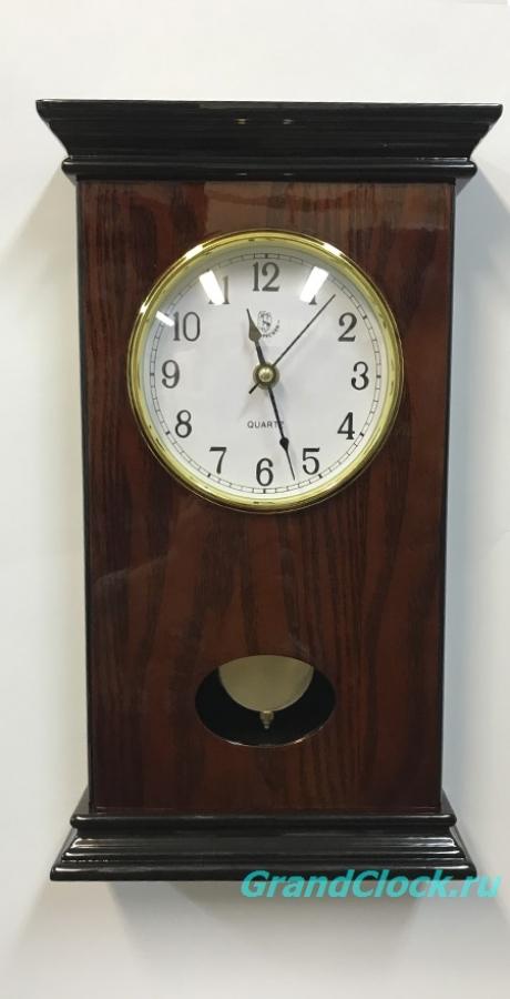 Настенные часы с маятником и боем  WOODPECKER 9270 CK (A)