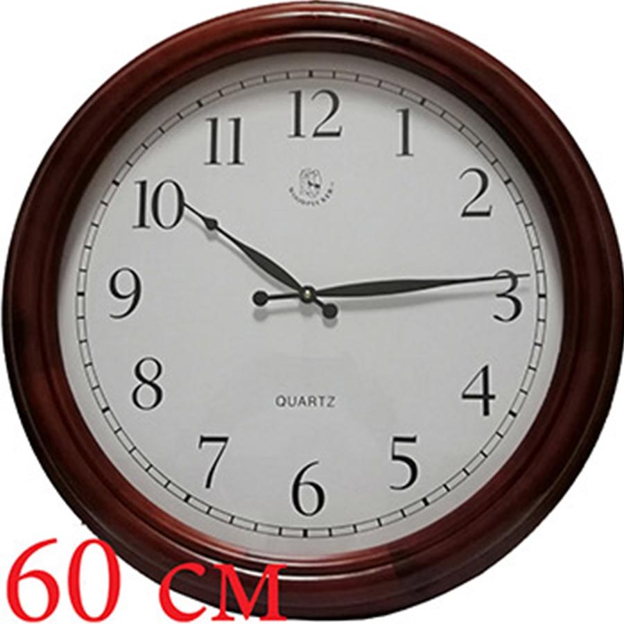 Настенные часы WOODPECKER в деревянном корпусе 7251 (07)