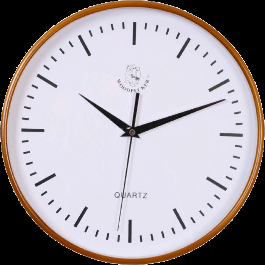 Настенные часы WOODPECKER в деревянном корпусе 7296-(8 06)