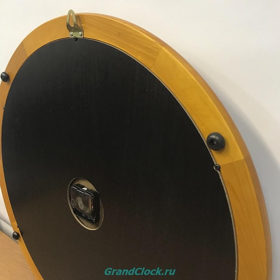 Настенные часы WOODPECKER в деревянном корпусе 7251 (05)