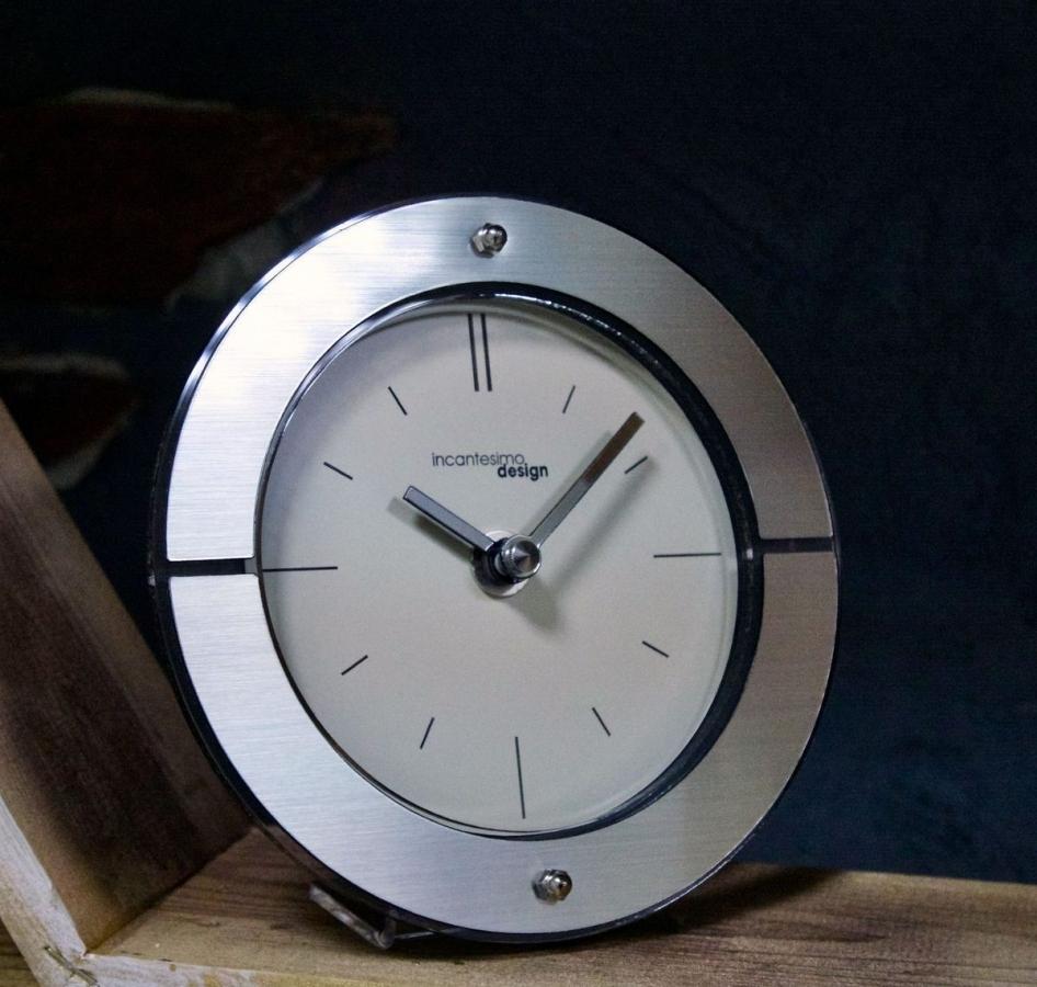 Настольные часы Incantesimo Design 109 MB Fabula (Белый)
