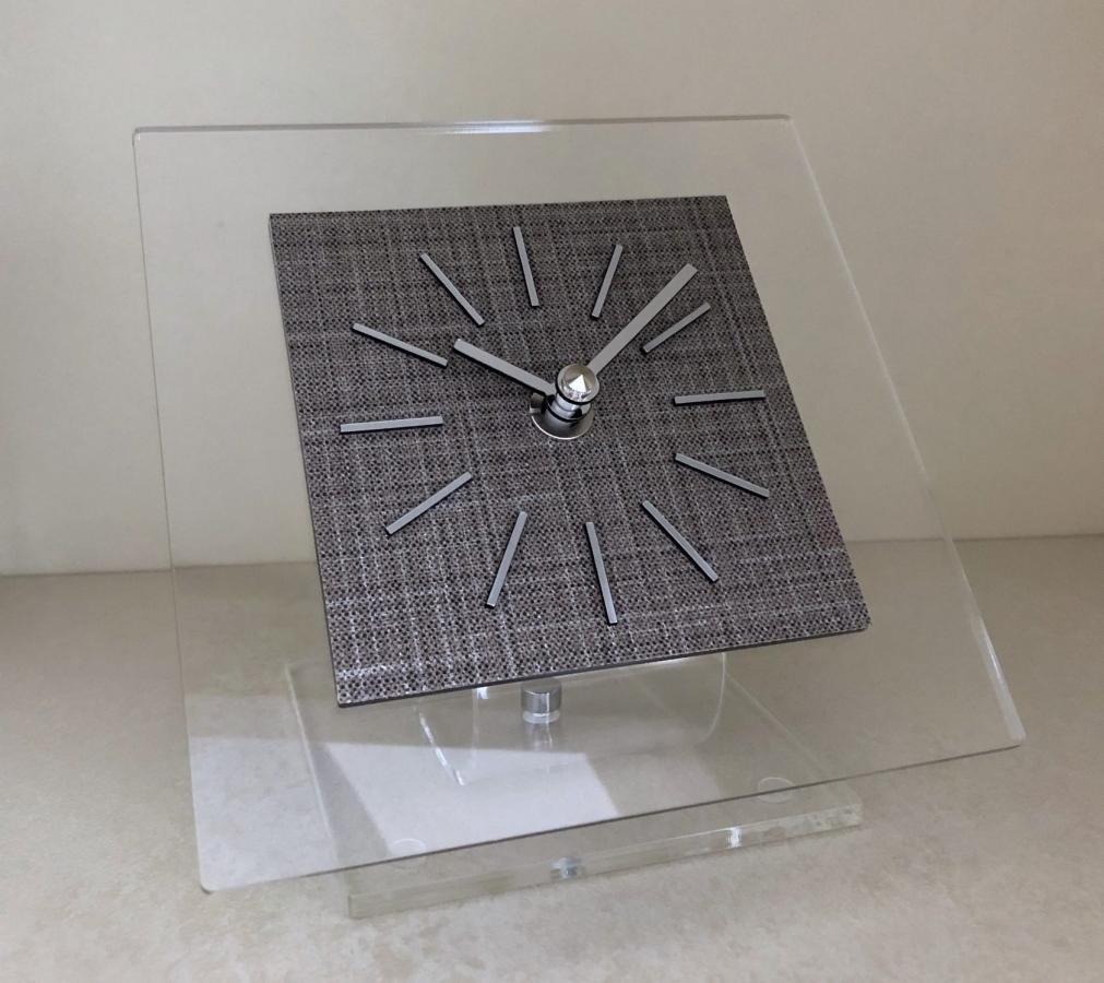 Настольные часы Incantesimo Design 154 TS Idilia (Темный лён)