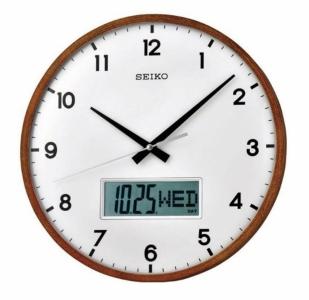 Настенные часы Seiko QXL008BN
