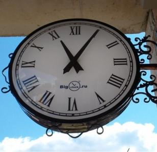 Фасадные часы 009-2115