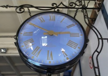 Фасадные часы 010-2115