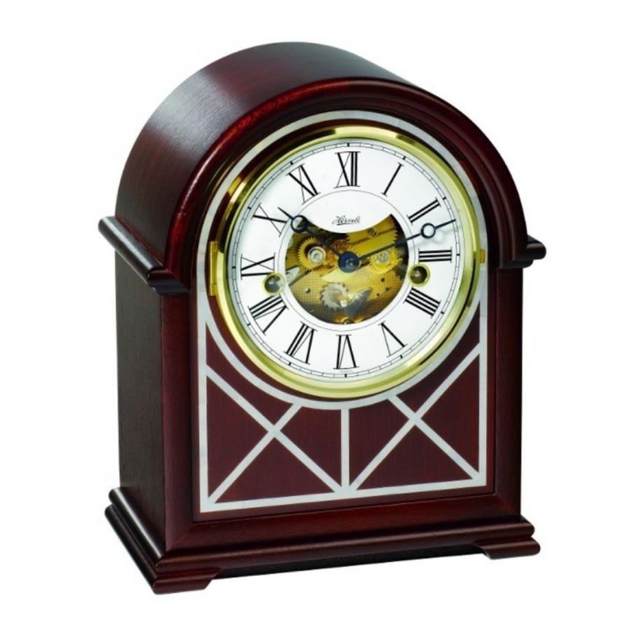 Настольные часы Hermle  Арт. 0340-70-000