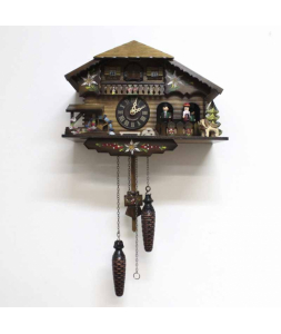 Часы с кукушкой Sars 0401- 8MT