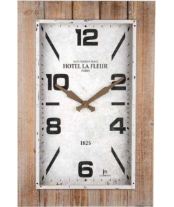 Настенные часы Lowell 21478