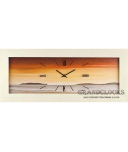 Настенные часы Lowell 11071RS
