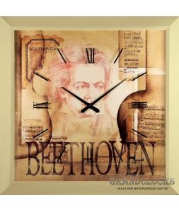 Настенные часы Lowell 11130