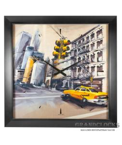 Настенные часы Lowell 11175