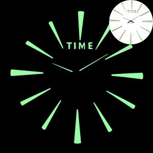 Светящиеся настенные часы Time 12-007 Lum