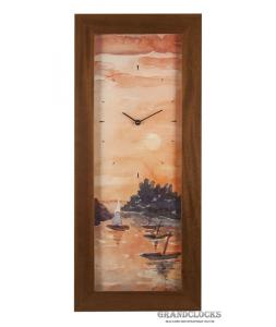 Настенные часы Lowell 12112