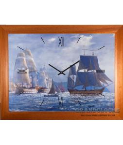 Настенные часы Lowell 12206