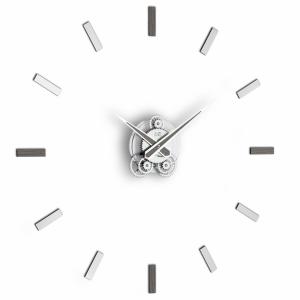 Настенные модульные часы Incantesimo Design 201 GRA Illum