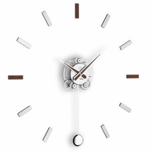 Настенные модульные часы с маятником Incantesimo Design 202 W Illum