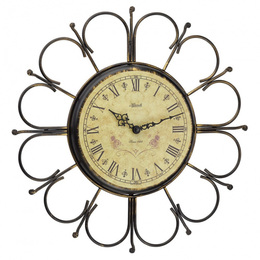Настенные часы Hermle Арт. 2100-00-896
