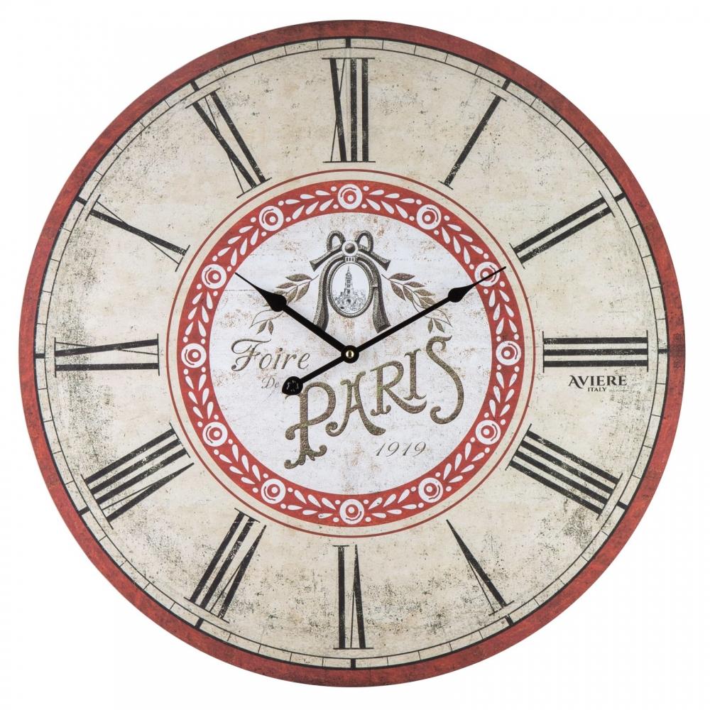 Настенные часы Aviere 25540