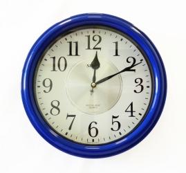 Настенные часы Sinix 4065B Blue