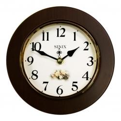Настенные часы Sinix 5080W