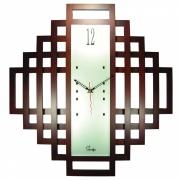 Настенные часы Mado 833 BLACK «Дороги»