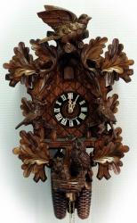Настенные часы-кукушка Hoenes 858/4nu
