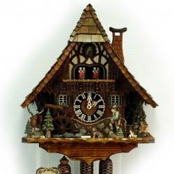 Настенные часы-кукушка Hoenes 86209T