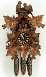 Настенные часы-кукушка Hoenes 86249/5T