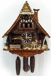 Настенные часы-кукушка Hoenes 86266T