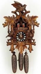 Настенные часы-кукушка Hoenes 8633/4T
