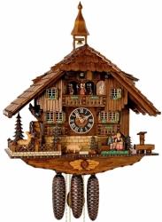 Настенные часы-кукушка Hoenes 8638T