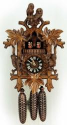 Настенные часы-кукушка Hoenes 8663/4T