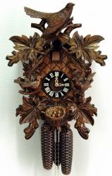 Настенные часы-кукушка Hoenes 8717/4nu