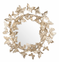 Декоративное настенное панно с зеркалом Tomas Stern 91011