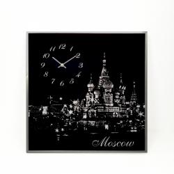 Настенные часы B&S BSMoscow