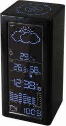 Часы-метеостанция с будильником UNIEL BV-68Bxx