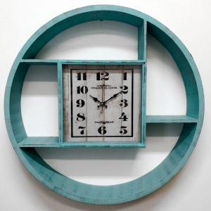 Настенные часы GALAXY DA-001 бирюза