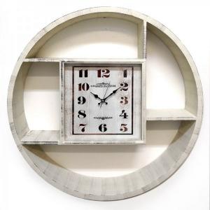 Настенные часы GALAXY DA-001 белые