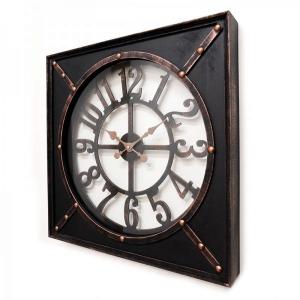 Настенные часы GALAXY DA-002 черные