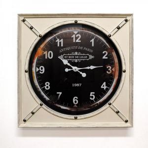Настенные часы GALAXY DA-002 белые