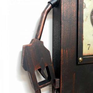 Настенные часы GALAXY DA-005 черные