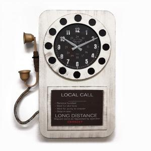 Настенные часы GALAXY DA-006 белые