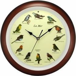 Настенные музыкальные часы La Mer GC003001
