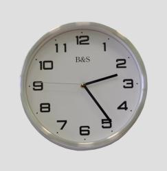 Настенные часы B&S GW250AWH