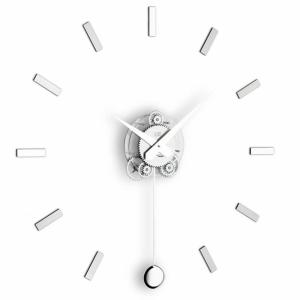 Настенные модульные часы с маятником Incantesimo Design 202 M Illum pendulum